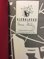 GLOBALHEAD. by Sterling, Bruce.