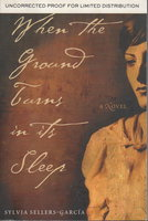 WHEN THE GROUND TURNS IN ITS SLEEP. by Sellers-Garcia, Sylvia