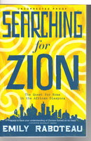 SEARCHING FOR ZION: by Raboteau, Emily.