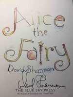 ALICE THE FAIRY. by Shannon, David.