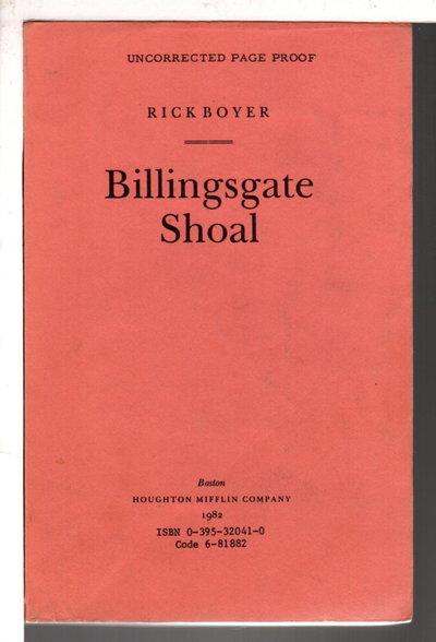 BILLINGSGATE SHOAL by Boyer, Rick