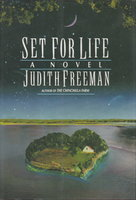 SET FOR LIFE. by Freeman, Judith.