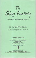 THE GLASS FACTORY. by Wishnia, K. J. A.