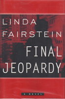 FINAL JEOPARDY. by Fairstein, Linda.