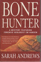 BONE HUNTER. by Andrews, Sarah