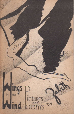 WINGS IN THE WINDS: Pictures and Poems. by Zabeth (Schreirer)