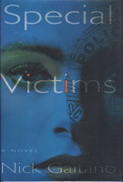 SPECIAL VICTIMS. by Gaitano, Nick (pseudonym for Eugene Izzi)