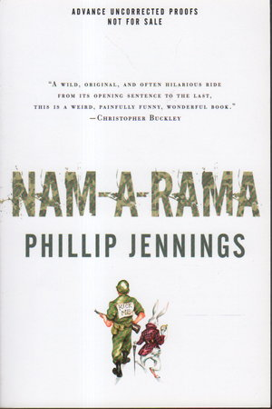 NAM-A-RAMA. by Jennings, Phillip.