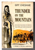 THUNDER ON THE MOUNTAIN. by Cheshire, Giff.