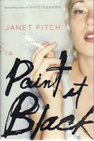 PAINT IT BLACK. by Fitch, Janet.