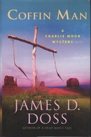 COFFIN MAN. by Doss, James A.
