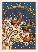 MR. FERLINGHETTI'S POEM. by Ferlinghetti, Lawrence; illustrated by David Frampton,