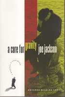 A CURE FOR GRAVITY. by Jackson, Joe.