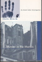 MURDER IN THE MARAIS. by Black, Cara.
