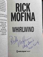 WHIRLWIND. by Mofina, Rick.
