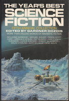 THE YEAR'S BEST SCIENCE FICTION: Fifth (5th) Annual Collection. by [Anthology - signed] Dozois, Gardner, editor. (Ursula Le Guin, Kim Stanley Robinson, Susan Palwick, Gene Wolfe, Octavia Butler, Bruce Sterling, and others, contributors.)