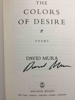 THE COLORS OF DESIRE by Mura, David
