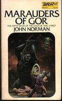 MARAUDERS OF GOR. by Norman, John.