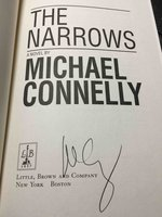 THE NARROWS. by Connelly, Michael.