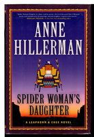 SPIDER WOMAN'S DAUGHTER. by Hillerman, Anne.