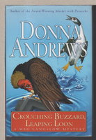CROUCHING BUZZARD, LEAPING LOON. by Andrews, Donna.