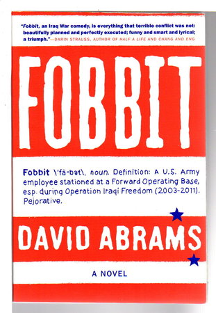 FOBBIT. by Abrams, David.