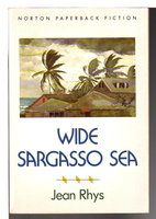 WIDE SARGASSO SEA. by Rhys, Jean (introduction by Francis Wyndham.)