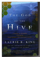 THE GOD OF THE HIVE. by King, Laurie R.