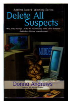 DELETE ALL SUSPECTS. by Andrews, Donna.