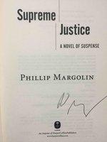 SUPREME JUSTICE. by Margolin, Phillip.