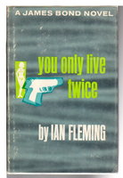 YOU ONLY LIVE TWICE. by Fleming, Ian.