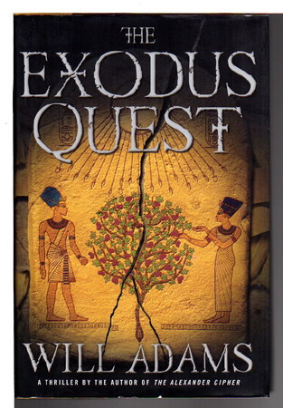 THE EXODUS QUEST. by Adams, Will.