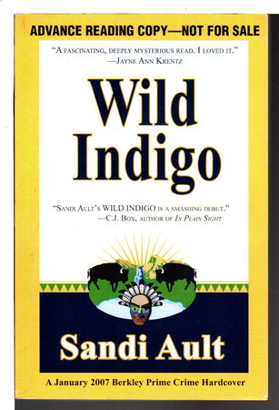 WILD INDIGO. by Ault, Sandi.