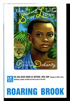 THE GIRL WHO SAW LIONS. by Doherty, Berlie