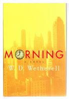MORNING. by Wetherell, W. D.