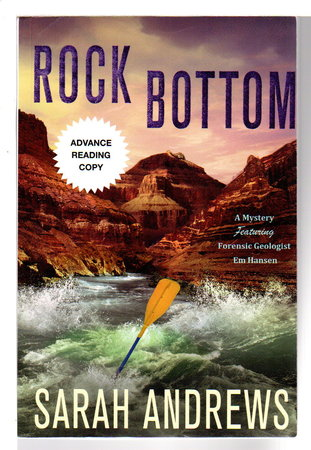 ROCK BOTTOM. by Andrews, Sarah