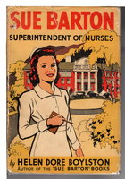 SUE BARTON, SUPERINTENDENT OF NURSES #5. by Boylston, Helen Dore .