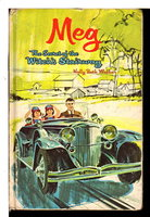 MEG: The Secret of the Witch's Stairway. #2 by Walker, Holly Beth. (pseudonym for Gladys Baker Bond.)