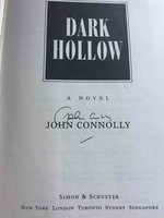 DARK HOLLOW. by Connolly, John.