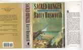 Another image of SACRED HUNGER. by Unsworth, Barry.