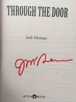THROUGH THE DOOR. by McIsaac, Jodi.