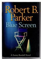BLUE SCREEN. by Parker, Robert B.