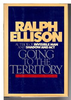 GOING TO THE TERRITORY by Ellison, Ralph