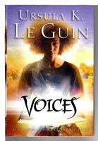 VOICES. by Le Guin, Ursula.