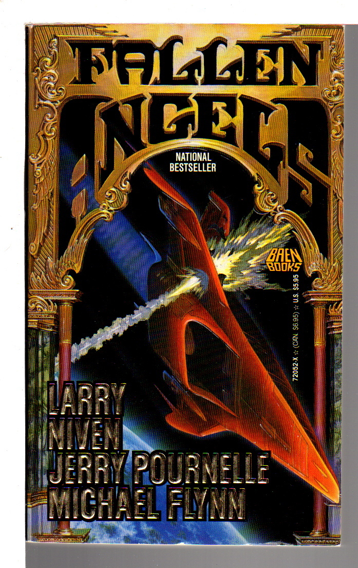 NIVEN, LARRY; JERRY POURNELLE AND MICHAEL FLYNN. - FALLEN ANGELS.