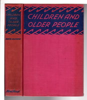 CHILDREN AND OTHER PEOPLE. by Suckow, Ruth (1892-1960)