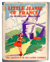 LITTLE JEANNE OF FRANCE. by Brandeis, Madeline (1897-1937)