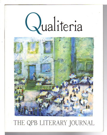 QUALITERIA 1996: The QPB Literary Journal. by [Anthology, signed] Kiernan, Kathy, editor; Walter Mosley, signed.