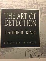 THE ART OF DETECTION. by King, Laurie R.