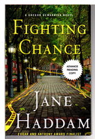 FIGHTING CHANCE: A Gregor Demarkian Novel. by Haddam, Jane (pseudonym of Orania Papazoglou).